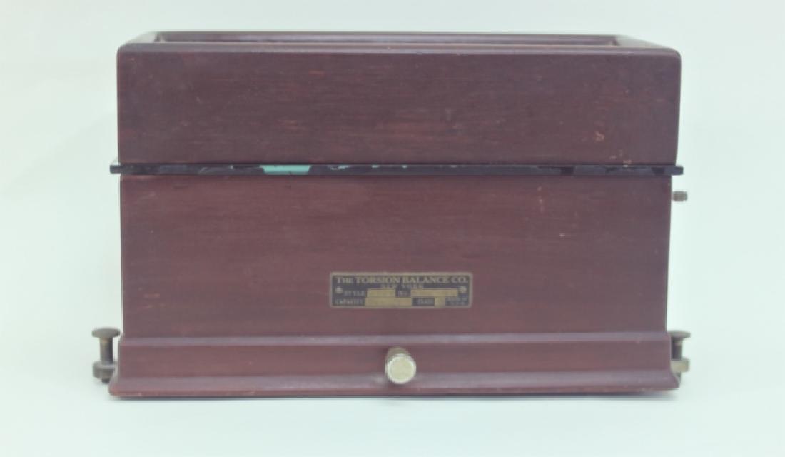 Vintage Torsion Balance Company, NY Pharmacy Scale - 3