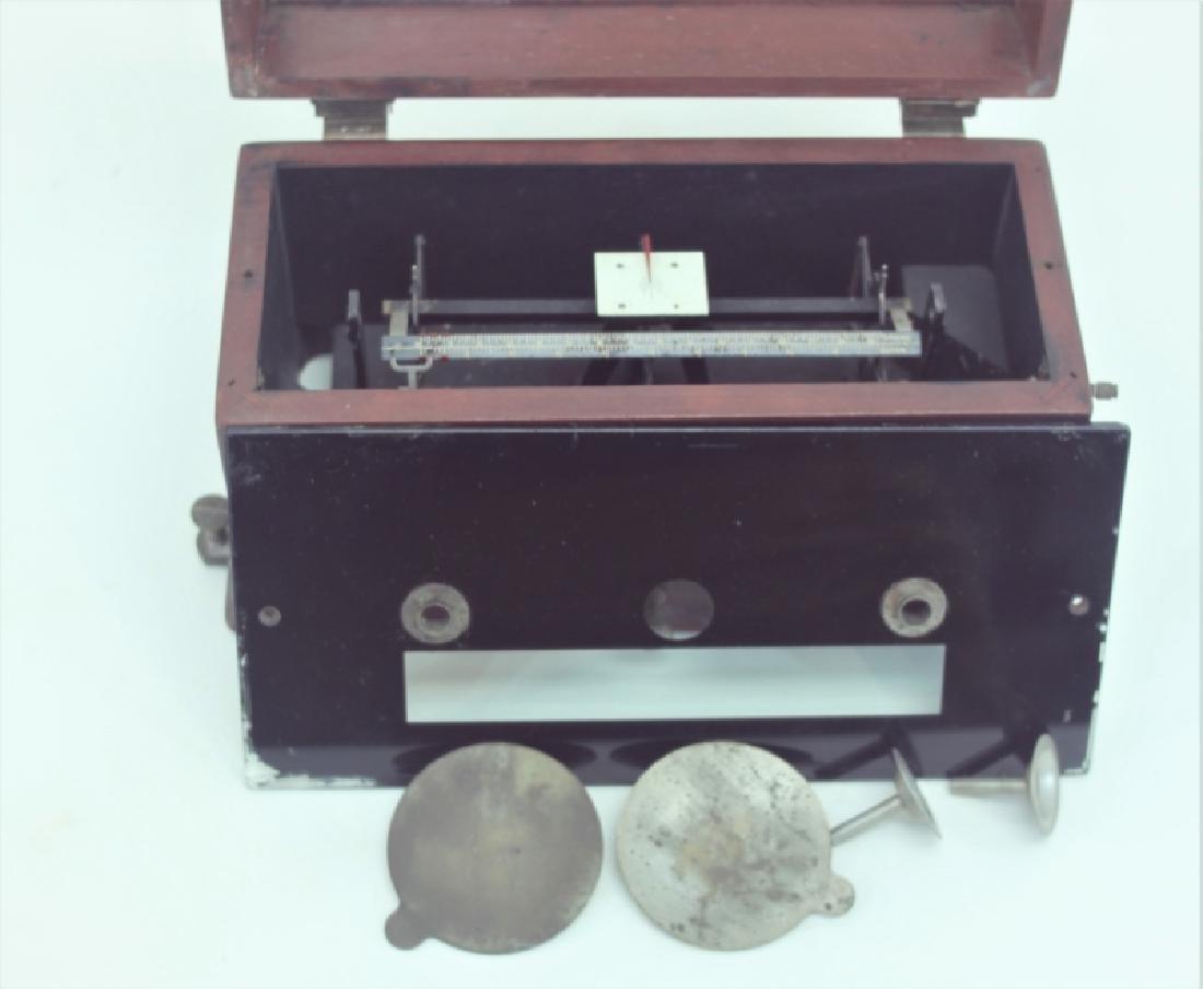 Vintage Torsion Balance Company, NY Pharmacy Scale - 7