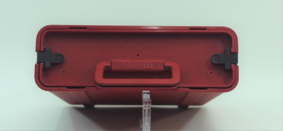 """Olivetti Sottsass """"Valentine"""" Portable Typewriter - 2"""