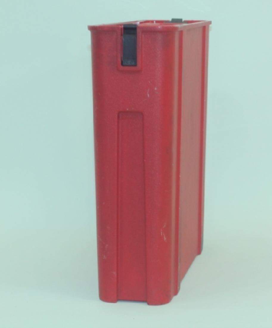 """Olivetti Sottsass """"Valentine"""" Portable Typewriter - 5"""