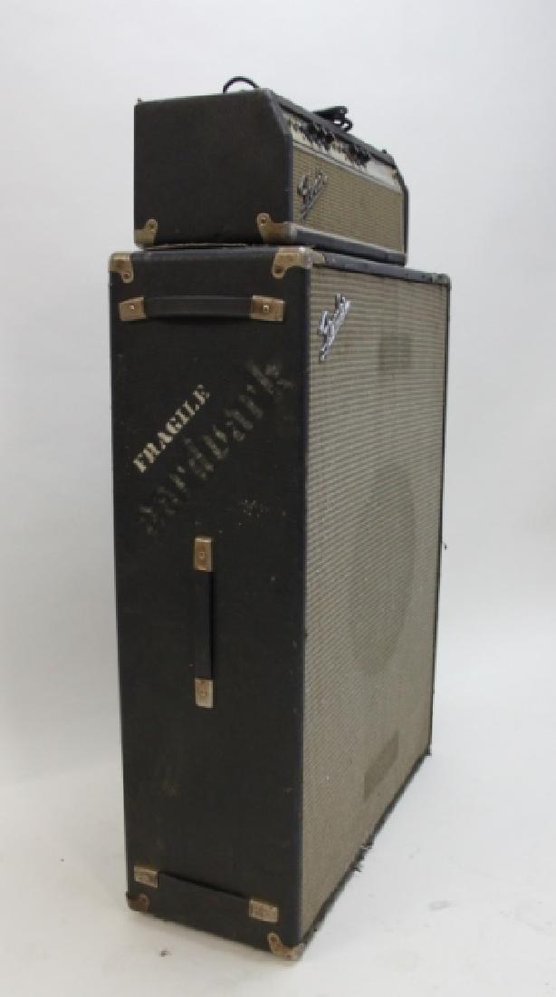 Fender Bass Guitar Bassman 50 Amp Speaker Cabinet - 5