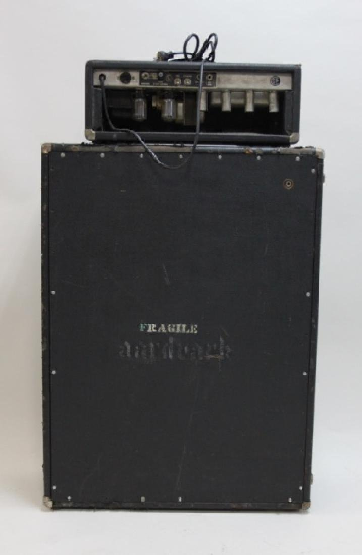 Fender Bass Guitar Bassman 50 Amp Speaker Cabinet - 8