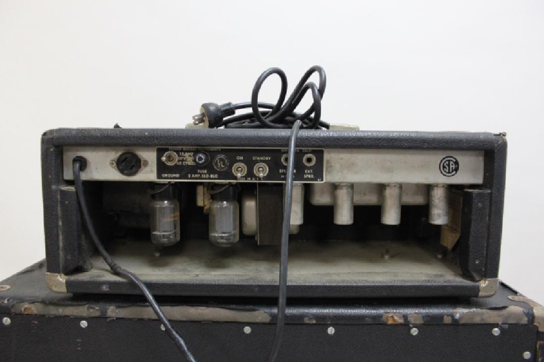 Fender Bass Guitar Bassman 50 Amp Speaker Cabinet - 9