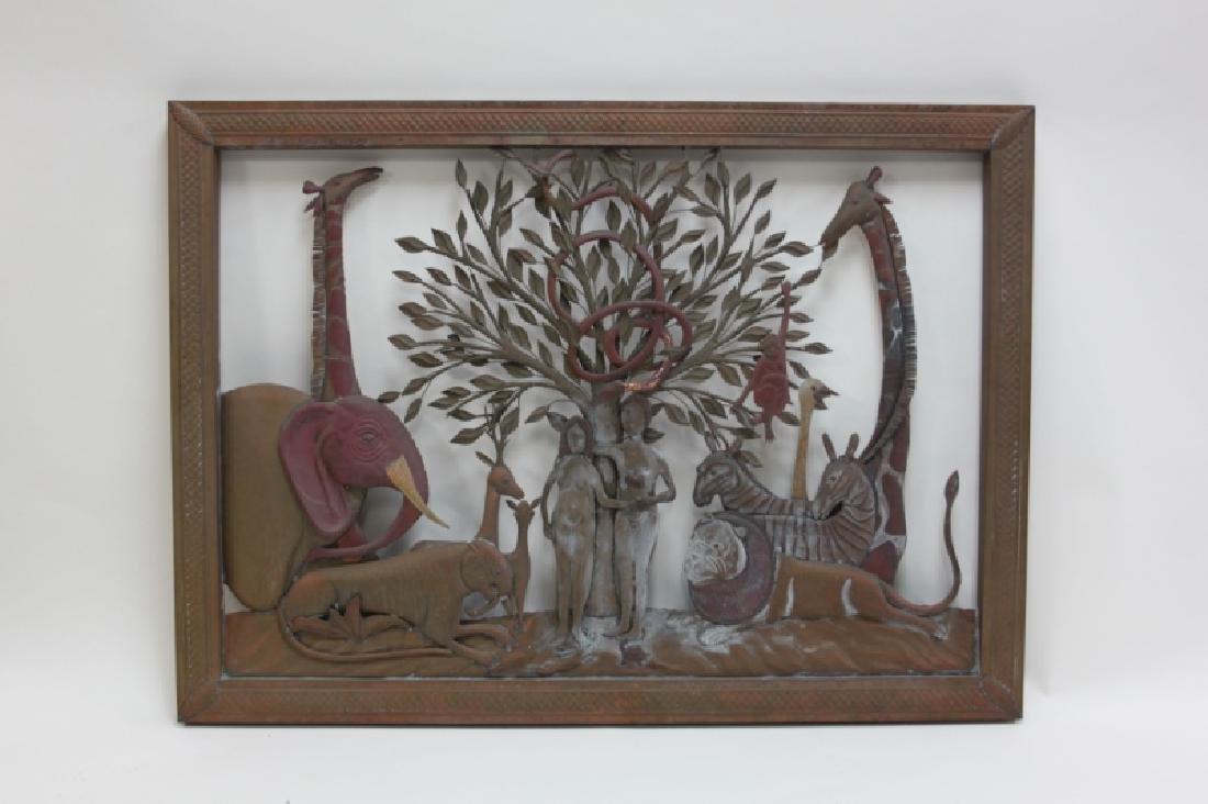 Sergio Bustamante Garden of Eden Sculpture - 2