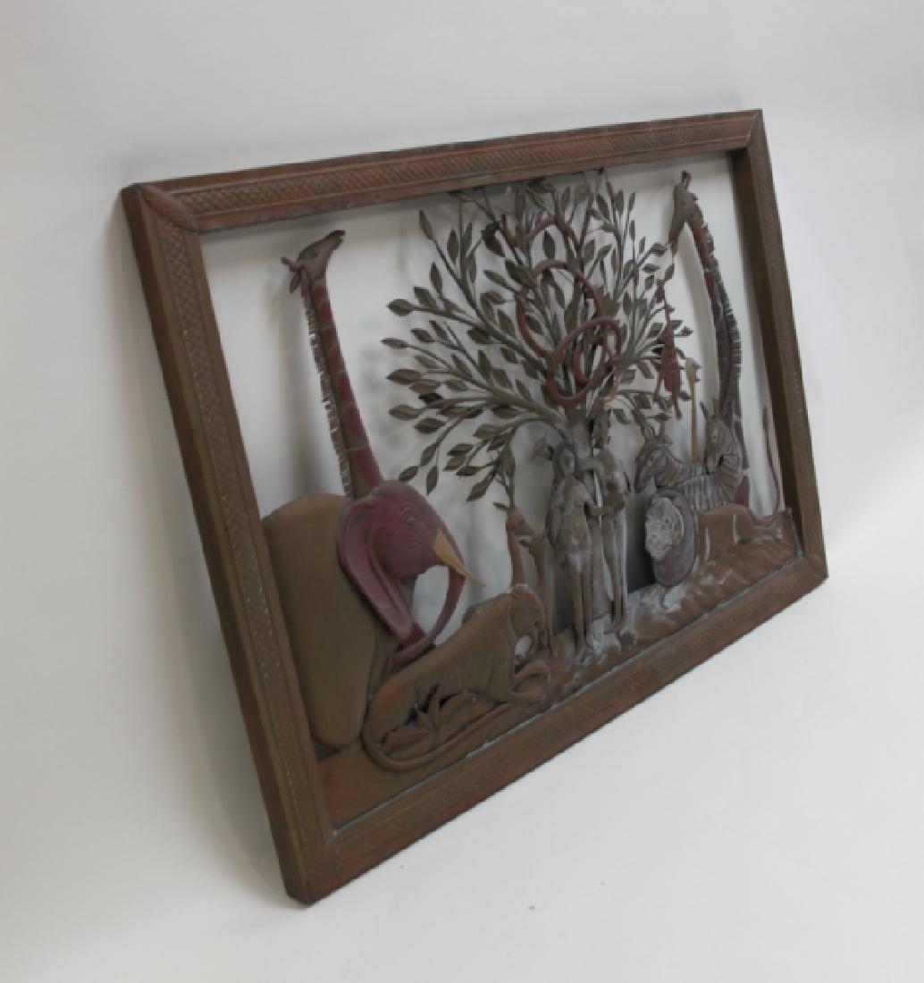 Sergio Bustamante Garden of Eden Sculpture - 3