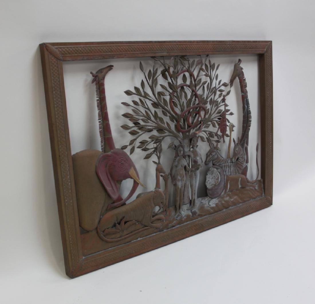 Sergio Bustamante Garden of Eden Sculpture - 4