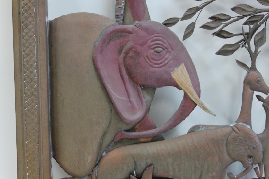 Sergio Bustamante Garden of Eden Sculpture - 5