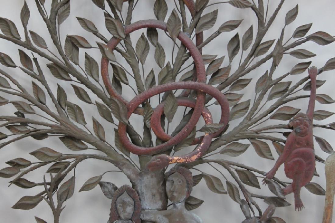 Sergio Bustamante Garden of Eden Sculpture - 8