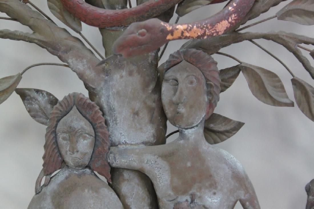 Sergio Bustamante Garden of Eden Sculpture - 9