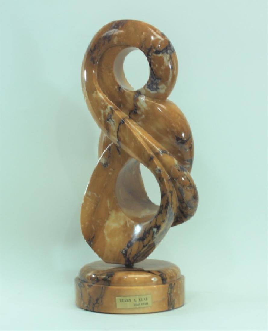Henry Klar, American Modernist Marble Sculpture
