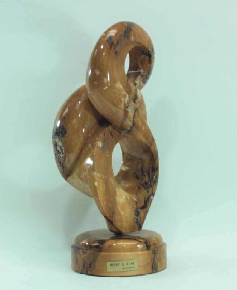 Henry Klar, American Modernist Marble Sculpture - 8
