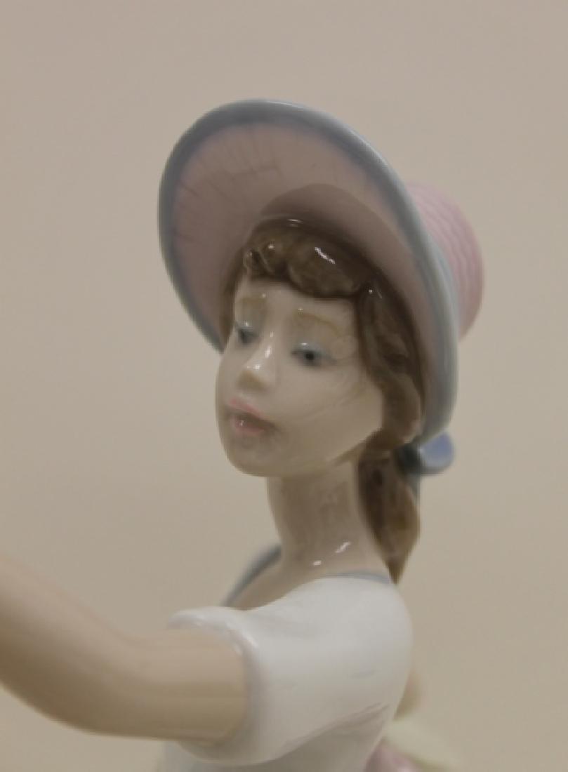"Lladro Porcelain Sculpture ""Spring Joy"" #6106 - 5"