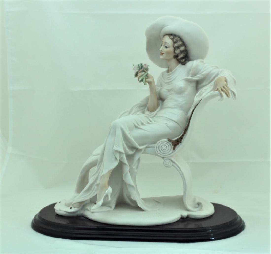 (4) Zampiva Dolls & (1) Giuseppe Armani Figurine - 5