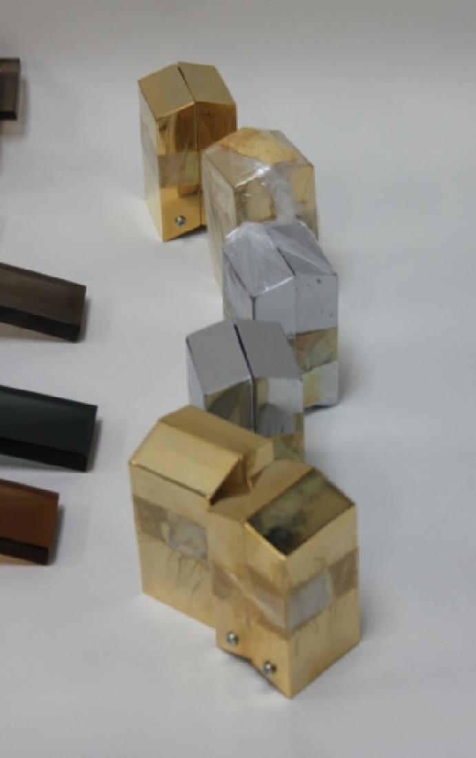 15 Fontana Arte Crystal n' Art FAB Towel Racks - 10