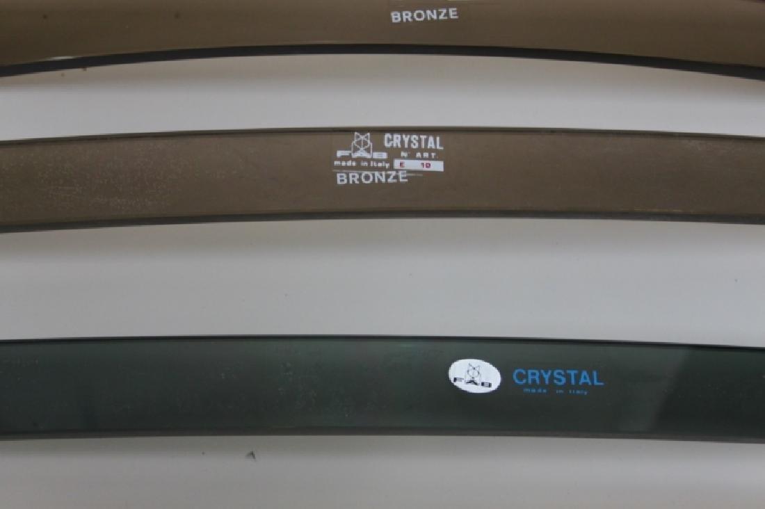 15 Fontana Arte Crystal n' Art FAB Towel Racks - 9
