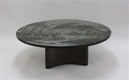 "60's Philip & Kelvin LaVerne ""Chan"" Wedding Table"