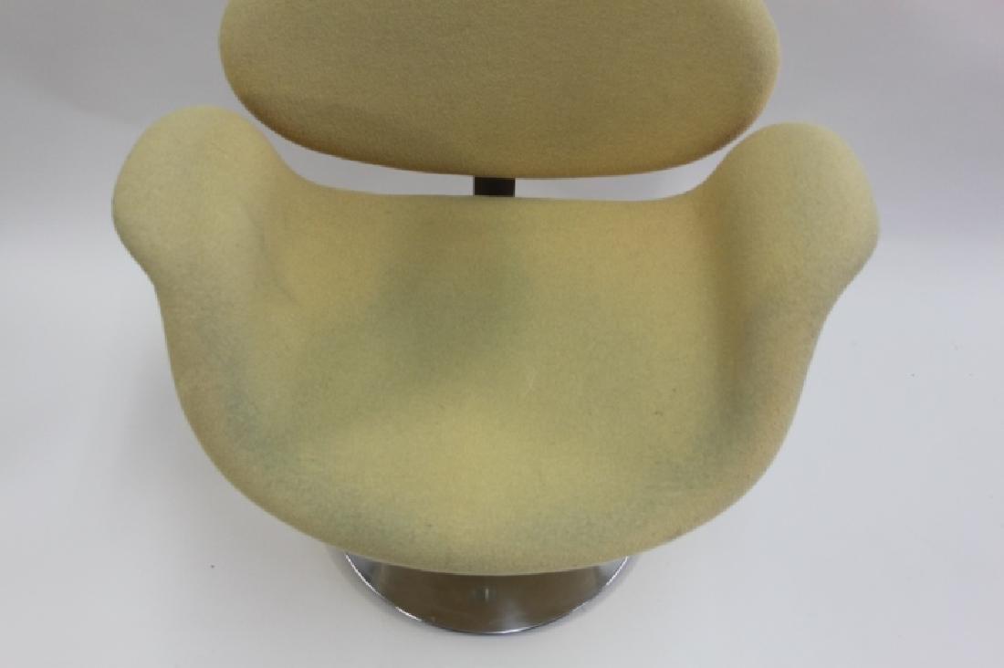 Pair Pierre Paulin Artifort Little Tulip Chairs - 10