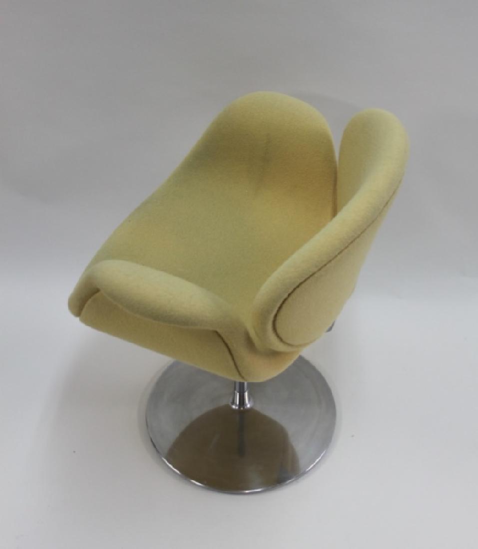 Pair Pierre Paulin Artifort Little Tulip Chairs - 8