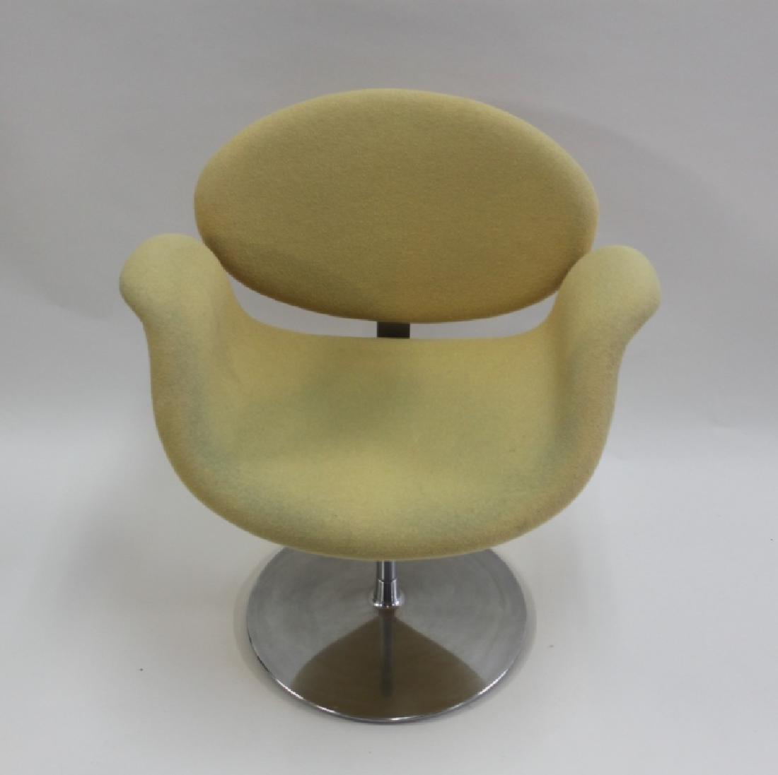 Pair Pierre Paulin Artifort Little Tulip Chairs - 9