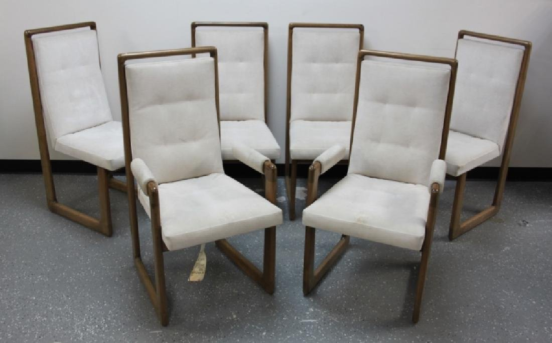 6- Vladimir Kagan Designs Nautilus Dining Chairs - 2