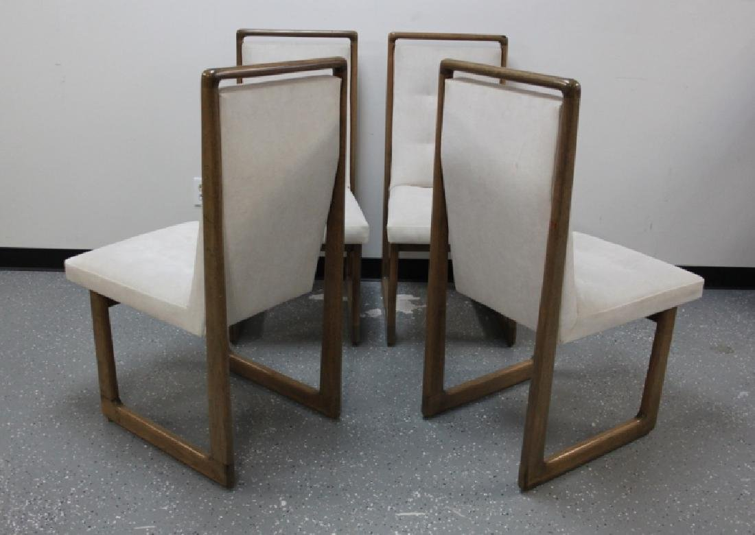 6- Vladimir Kagan Designs Nautilus Dining Chairs - 4