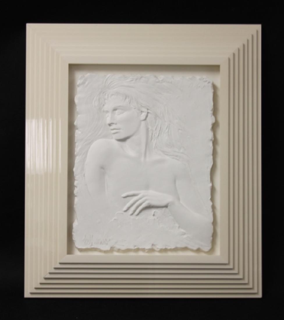 Bill Mack Vintage Bas-Relief Wall Sculpture - 2