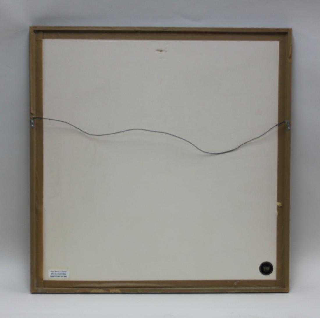 "Victor Vasarely 1906–1997 ""Koska Mez"" Screen Print - 5"