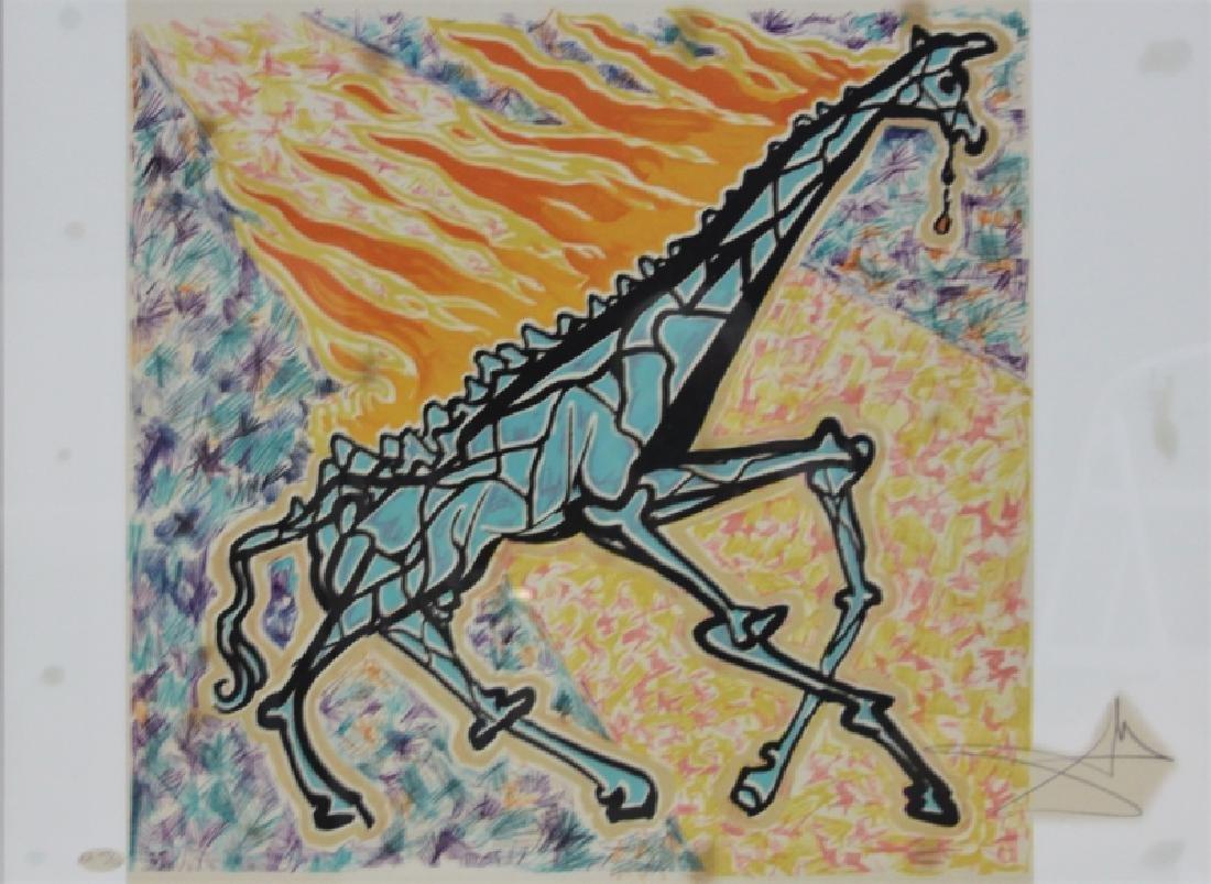 "Salvador Dali, 1904-1989 ""Le Jungle Humaine"" Suite - 10"