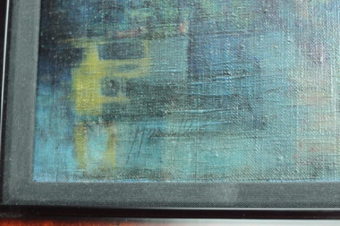 Florence Hasenflug New York Cityscape Oil Painting - 4