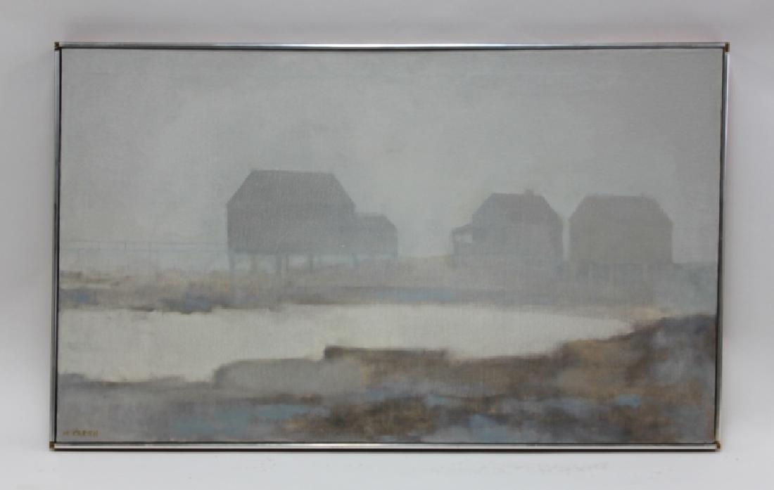 Martha O'Brien California Painter Oil on Canvas