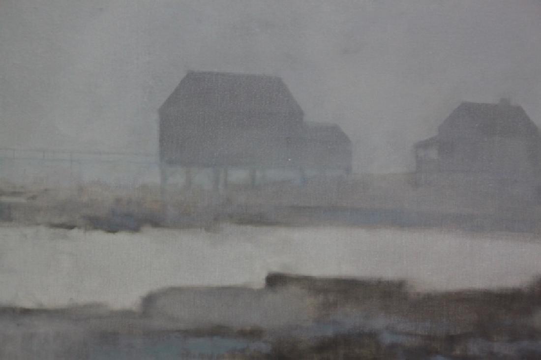 Martha O'Brien California Painter Oil on Canvas - 2