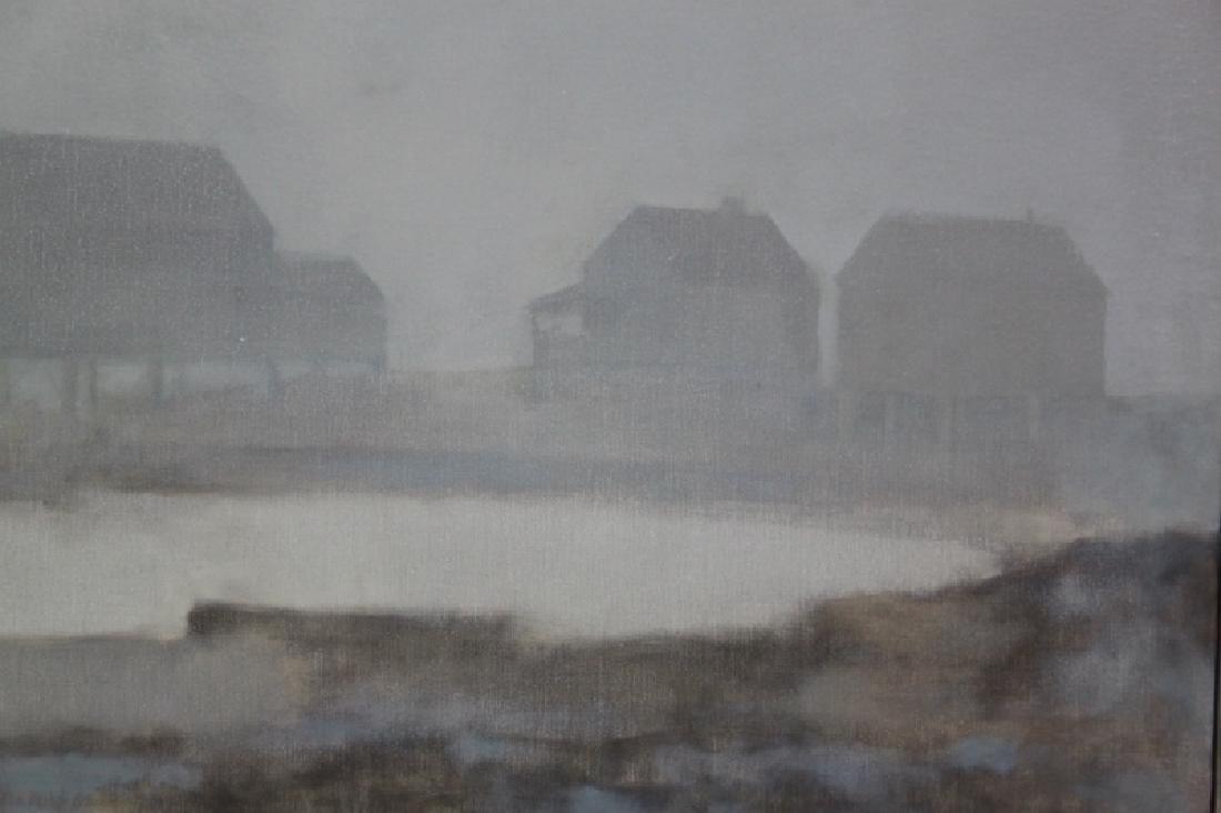Martha O'Brien California Painter Oil on Canvas - 3