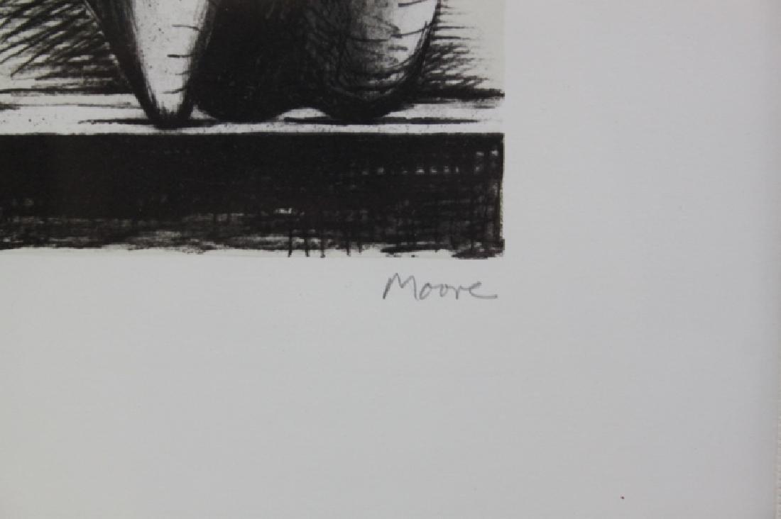 Henry Moore 1898-1986 British, Reclining Figure - 5