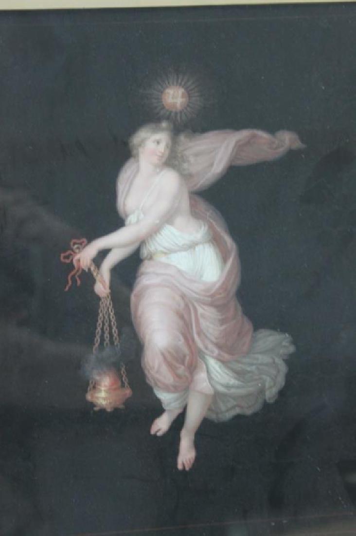 Michelangelo Maestri 1779–1812, Italian Gouache #3 - 3
