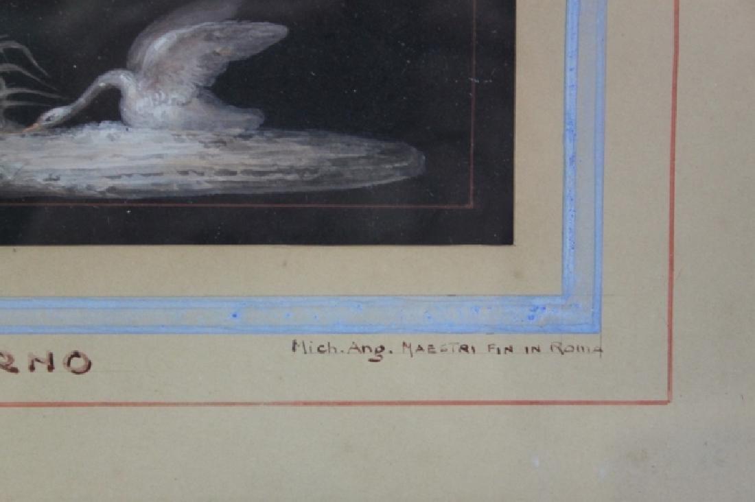 Michelangelo Maestri 1779–1812, Italian Gouache #3 - 6