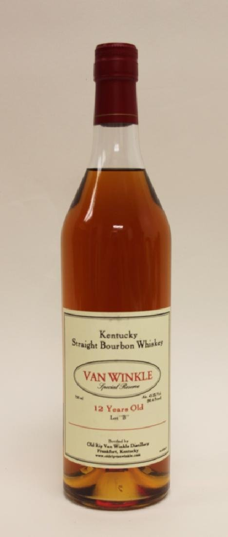 Pappy Van Winkle 12 year Special Reserve Lot B
