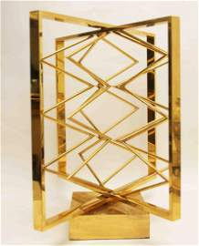 Yaacov Agam b1928 Geometric Kinetic Sculpture