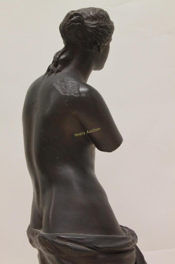 19c Musee de Louvre Bronze Sculpture Venus de Milo - 6