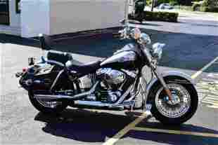 2003 Harley Davidson FLSTCI 1450cc Motorcycle