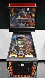 """1980's Williams """"Pin Bot"""" Pinball Machine"""