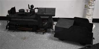 19c Steam Engine Locomotive Working Model Replica