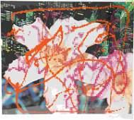 "James Rosenquist (b 1933) Litho ""New York Says It"""