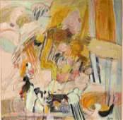 Joel Dabin 19332003 Painting Le Marche