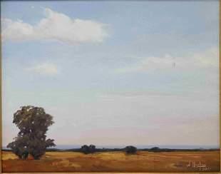 William Hawkins (AZ b1962) ) Oil Painting
