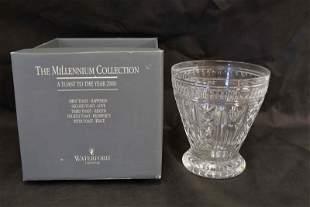 Waterford Irish Crystal Millennium Collection Urn