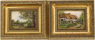 Pr Elizabeth A. Brown English Miniature Paintings
