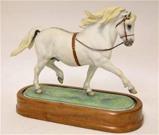 Royal Worcester Welsh Mountain Pony #1