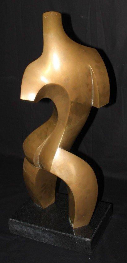 """27: Jim Ritchie Large Bronze Sculpture """"Spigalosa"""" - 6"""