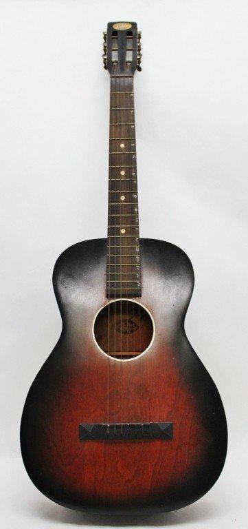 133: Oahu Publishing Co. Classical  Acoustic Guitar