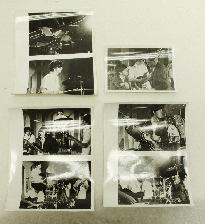 136: Original Beatles Photos, Ed Sullivan Rehearsal